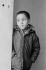 Enfant d'immigré yougoslave à Belleville. Paris (XXème arr.), 1966. Photographie de Léon Claude Vénézia (1941-2013). © Léon Claude Vénézia/Roger-Viollet