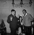 Francis Blanche (1921-1974) and Henri Salvador (1917-2008). Paris, Saint-Hilaire Club, 1962. © Noa/Roger-Viollet