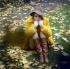 Mode féminine années 1960, Paris. © Roger-Viollet