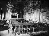 Salle de la mairie où a été signé le traité de Neuilly le 27 novembre 1919. Photographie de Maurice-Louis Branger (1874-1950). Neuilly-sur-Seine (Hauts-de-Seine), décembre 1919. © Maurice-Louis Branger / Roger-Viollet