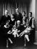 Henri Roger Viollet surrounded by his children and first grandchildren, circa 1927-1928. © Léopold Mercier/Roger-Viollet
