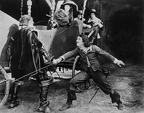 """The Three Musketeers"", film by Fred Niblo. Douglas Fairbanks. United States. 1921. © Roger-Viollet"