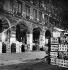 Crates of fruits at the Halles market. Paris (Ist arrondissement), 1939. © Pierre Jahan/Roger-Viollet