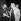 Jacques Prévert et Jacques Fabbri. Paris, théâtre de la Renaissance, février 1961. © Studio Lipnitzki / Roger-Viollet