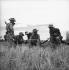 Guerre d'Indochine, 1946-1954. Détachement de la Légion étrangère. © Rikli Martin / Roger-Viollet