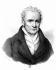 François-Séraphin Delpech (1778-1825). Gaspard Monge, comte de Péluse (1746-1818), mathématicien français. Lithographie. © Neurdein / Roger-Viollet