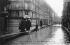 Seine flood. Rue du Bac. Paris, January 1910. © Roger-Viollet