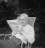 Florent Schmitt (1870-1958), compositeur français, juillet 1937. © Boris Lipnitzki / Roger-Viollet