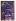 """Ossip Zadkine (1890-1967). """"Arabesque bleue"""". Gouache sur papier vélin, 1962. Paris, musée Zadkine.  © Musée Zadkine/Roger-Viollet"""