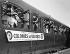 Guerre 1939-1945. Départ de la colonie de vacances de Saint-Denis (Seine-Saint-Denis). Juillet 1942. © LAPI / Roger-Viollet