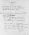 """""""Pyrénées"""", poème de René Char (1907-1988), octobre 1948. © Roger-Viollet"""