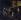 """Le Caravage (v. 1571-1610). """"La Vocation de Saint Mathieu"""". Huile sur toile, 1600. Rome (Italie), chapelle Contarelli de l'église Saint-Louis-des-Français. © Alinari / Roger-Viollet"""