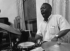 Art Blakey (Abdullah Ibn Buhaina, 1919-1990), musicien de jazz américain, 1959. © Ullstein Bild/Roger-Viollet