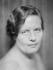Louise Weiss (1893-1983), French journalist. © Henri Martinie / Roger-Viollet