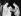 Mao Zedong (1893-1976), homme d'Etat chinois, recevant le Dalaï-lama (né en 1935), chef religieux tibétain. Pékin (Chine), 1954. © Ullstein Bild / Roger-Viollet
