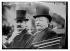 Albert B. Cummins (1850-1926), gouverneur de l'Iowa, et Theodore Roosevelt (1858-1919), homme d'Etat américain. Washington D.C. (Etats-Unis). © The Image Works / Roger-Viollet