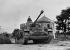 World War II. Front of Normandy, June 1944. German tank Panzer IV-G. © LAPI/Roger-Viollet