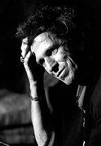 Keith Richards des Rolling Stones. Photo Henrietta Butler. © TopFoto / Roger-Viollet