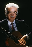 Alexandre Lagoya (1929-1999), guitariste français. 26 novembre 1987. © Colette Masson / Roger-Viollet
