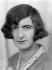 Clara Malraux (1897-1982), femme de lettres française. France, vers 1930.    © Henri Martinie / Roger-Viollet