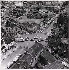 Le Carrefour des Six-Routes. Bobigny-Drancy (Seine-Saint-Denis), 1970. Photographie de Léon Claude Vénézia (1941-2013). © Léon Claude Vénézia/Roger-Viollet