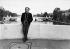Romain Gary (1914-1980), écrivain français. Paris, 2 mai 1974. © Jean-Régis Roustan/Roger-Viollet