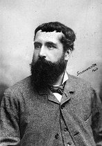 Claude Monet (1840-1926), French painter, young. © Roger-Viollet