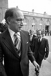 Pierre Elliott Trudeau (1919-2000), Canadian politician, on visit in Paris, on December 8, 1978. © Roger-Viollet