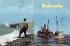 """Cuba. Revue """"Bohemia""""célébrant la première année de la Révolution socialiste cubaine. La Baie des Cochons (Playa Girón), tentative de débarquement encouragée par la CIA, 15 avril 1961.      GLA-BFC-P103 © Gilberto Ante/BFC/Gilberto Ante/Roger-Viollet"""