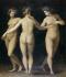 """Francesco Morandini, dit Il Poppi (1544-1597). """"Les trois Grâces"""", 1570. Galerie des Offices, Florence (Italie). © Alinari/Roger-Viollet"""