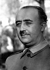 Francisco Franco Bahamonde (1892-1975), homme d'Etat espagnol.     © Roger-Viollet