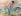 """Georges Rouault (1871-1958). """"Composition-Nus"""". Huile et aquarelle sur papier, 1902-1914. Paris, musée d'Art moderne. © Musée d'Art Moderne/Roger-Viollet"""