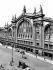 Paris Xème arr., la gare du Nord.    © CAP / Roger-Viollet