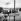 Blocus de Berlin (1948-1949). Berlinois regardant l'atterrissage d'un avion de ravitaillement à l'aéroport de Tempelhof. Berlin, 1948.  © Schmidt / Ullstein Bild / Roger-Viollet