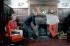 Margaret Thatcher (1925-2013), femme politique britannique, en famille, avec Denis, son mari et Carol, sa fille. Angleterre, 7 février 1971. © TopFoto / Roger-Viollet