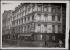 Facade of the building of the café-restaurant du Croissant, where was assassinated Jean Jaurès (1859-1914), French politician. Paris (IInd arrondissement), rue Montmartre. © Albert Harlingue/Roger-Viollet