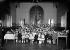 Russian émigrés. Meeting of children for a Christmas celebration. Paris, circa 1925. © Albert Harlingue / Roger-Viollet