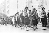 Les premières femmes miliciennes. Cuba, 1959. © Gilberto Ante/Roger-Viollet