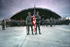 Lebanese Civil War. US Marines. Beirut (Lebanon), November 1982. © Françoise Demulder / Roger-Viollet