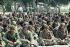 War Iran-Iraq. Ahvaz front. Iraqi prisoners. Iran, April 1982.  © Françoise Demulder / Roger-Viollet
