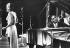 Billie Holiday (1915-1959), chanteuse de jazz américaine, lors d'un concert. 1958. © Ullstein Bild / Roger-Viollet