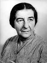 March 17, 1969 (50 years ago) : Golda Meir (18898-1978), Israeli female politician becomes Prime Minister