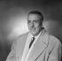 Francis Poulenc (1899-1963), compositeur français. Paris, 1957. © Boris Lipnitzki/Roger-Viollet