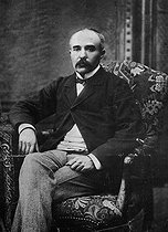 Georges Clemenceau (1841-1929), French politician. © Roger-Viollet