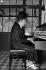 Serge Gainsbourg (1928-1991), chanteur et compositeur français. Paris, 1er avril 1982.     © Roger-Viollet