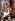 Pie XII (Eugenio Pacelli, 1876-1958), pape, sur la chaise gestatoire. 1941. © Roger-Viollet