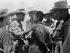 Guerre d'indochine. Prisonnier vietnamien lors de l'opération Fai Fo. Juillet 1952. © Rikli Martin / Roger-Viollet