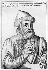 Johannes Gutenberg (vers 1400-1468), imprimeur allemand. Gravure. © Jacques Boyer / Roger-Viollet