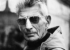 Samuel Beckett (1906-1989), écrivain irlandais. 1977. Photo : Habermann.    © Ullstein Bild / Roger-Viollet
