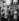 The painter, his model and onlookers at the place du Tertre. Paris (XVIIIth arrondissement), 1956. Photograph by Janine Niepce (1921-2007). © Janine Niepce / Roger-Viollet